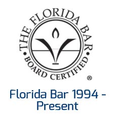 florida bar certification for tampa criminal defense attorney James Souza