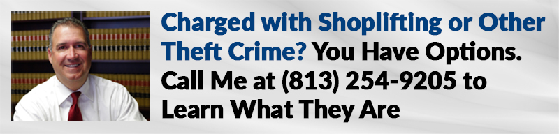 Theft Crimes-Shoplifting